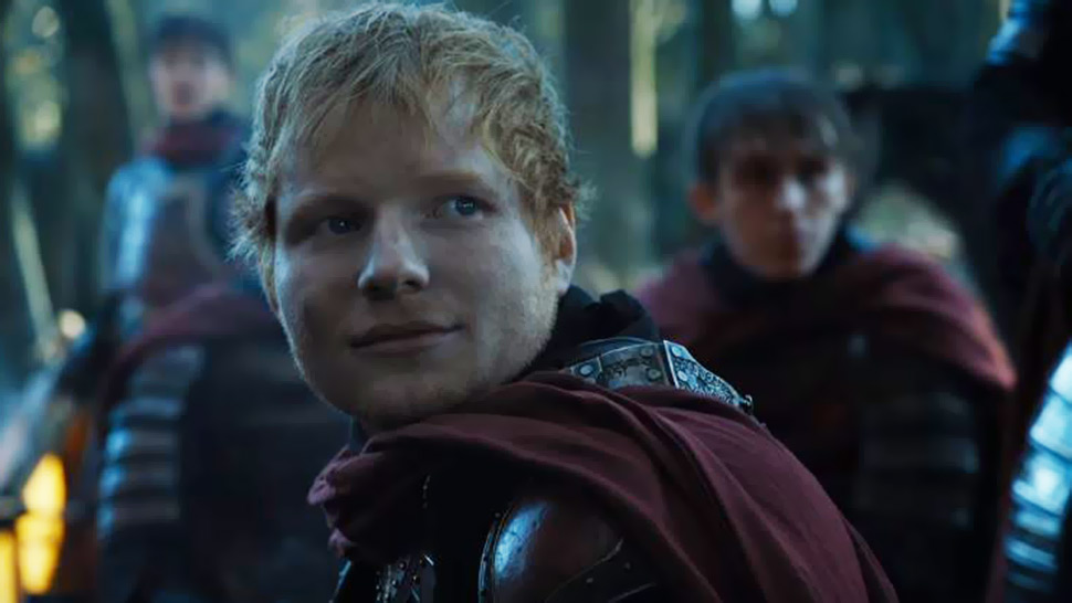 Here's What We Thought About That Ed Sheeran Cameo In Game Of Thrones