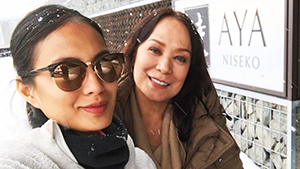 You Have To See Gloria Diaz's Intense Workout