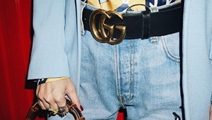 Are Belts The New Cool-girl Staple?