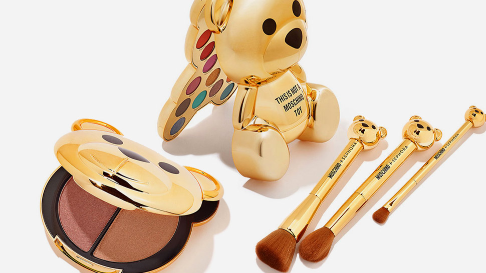 Moschino Is Dropping Its First-Ever Makeup Collection on Sephora