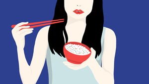 This Diet Hack Is The Solution To Eating Less Rice