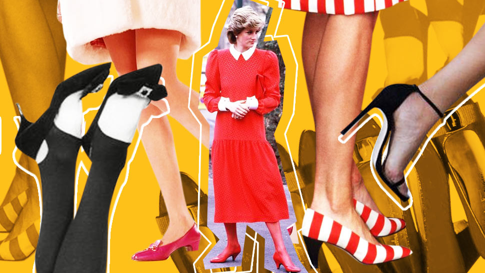 "Find Out What ""it Shoes"" Looked Like The Year You Were Born"