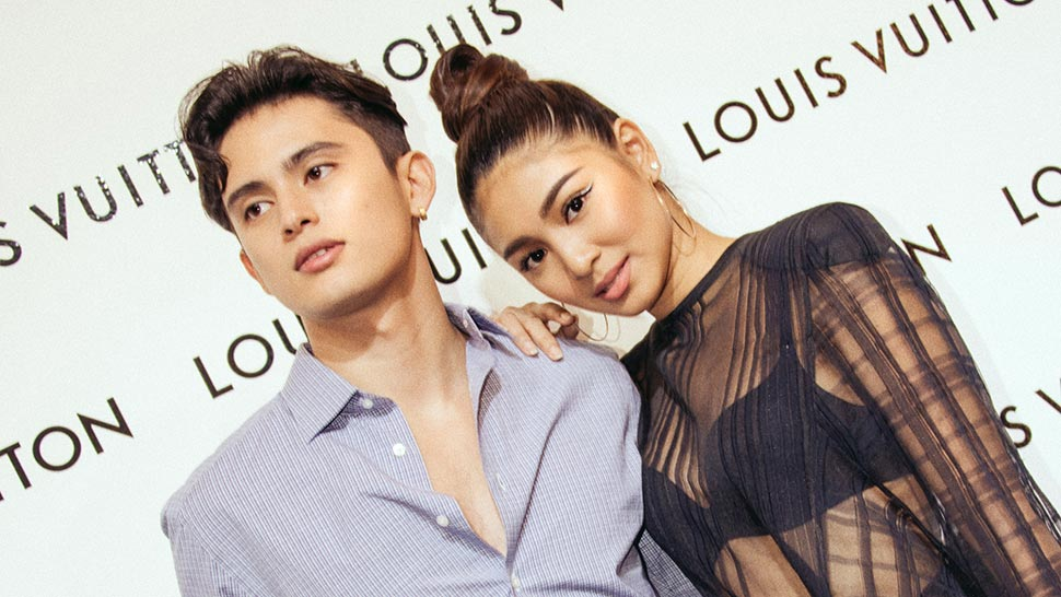 Lotd: Nadine Lustre And James Reid Were A Chic Couple In Louis Vuitton