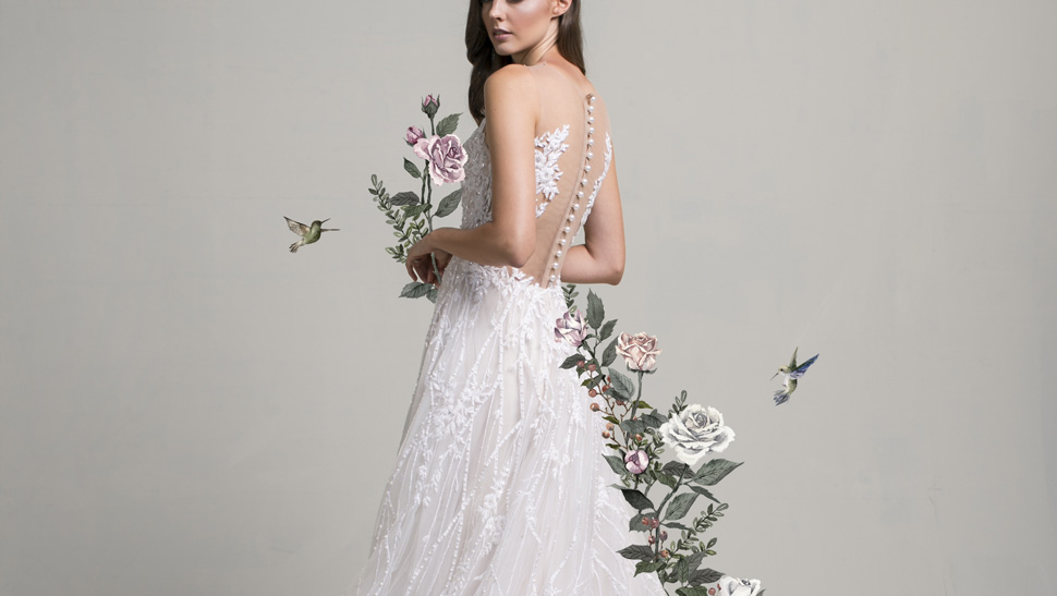 Patricia Santos' New Bridal Line Is For The Detail-focused Bride