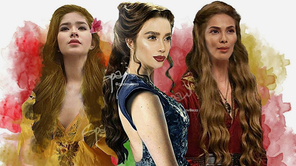You Have To See These Local Celebs As Game Of Thrones Characters