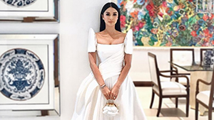 Lotd: Heart Evangelista Is A Vision In White At The #sona2017