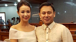 Tootsy Angara Recycles Her Old Prom Dress For #sona2017