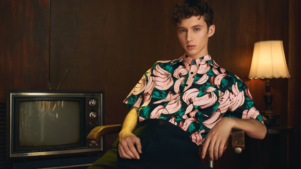 Troye Sivan Talks About the Role of Fashion in the LGBTQ Community