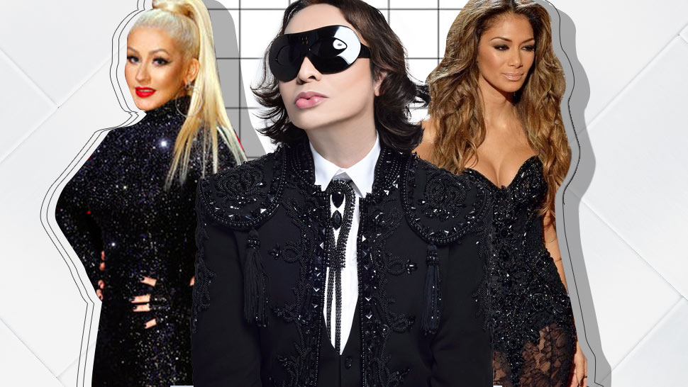 All the Hollywood Celebrities Michael Cinco Has Dressed