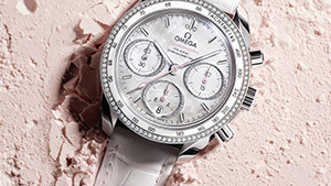 Omega Celebrates 48th Anniversary Of Man's First Moon Landing
