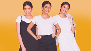 Gabbi Garcia Shows Us How To Style A White Shirt 5 Ways