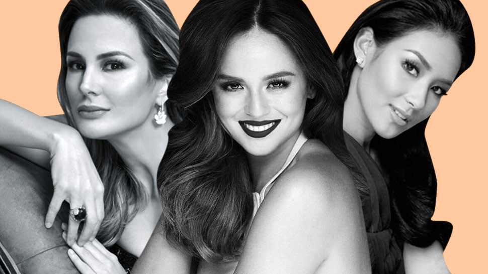 "Meet the ""It Girls"" of Manila Through the Years"