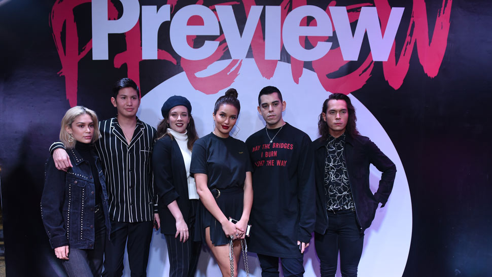 All The Celebrities We Spotted At #previewxxii