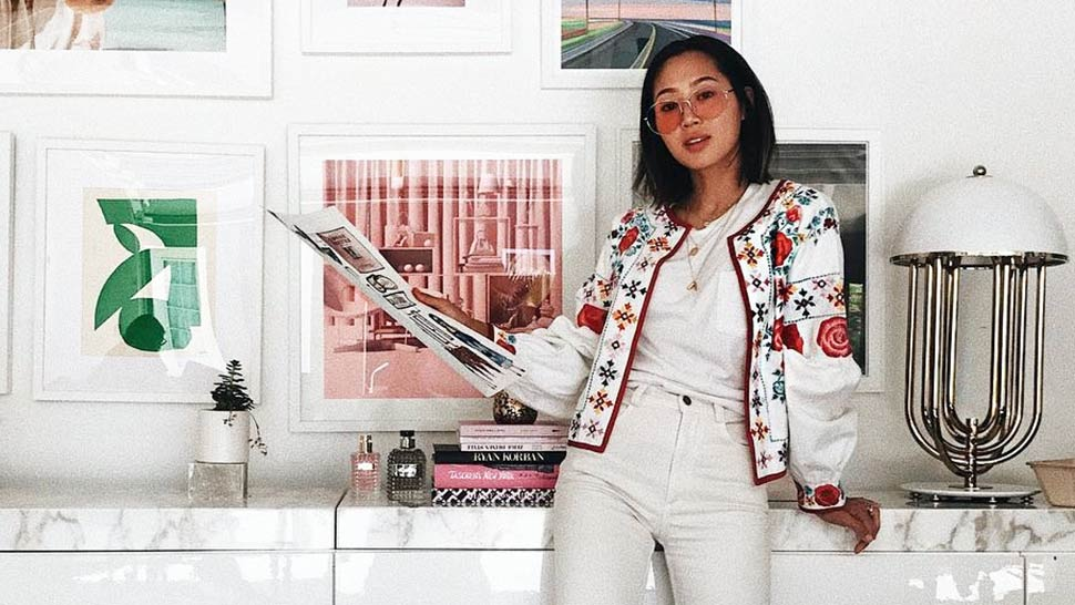 4 Genius Closet-organizing Tricks We Learned From Aimee Song