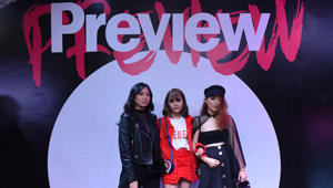 All The Fashionphiles We Spotted At #previewxxii