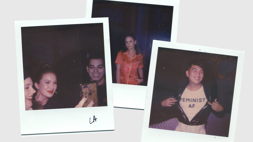 You Have to See LA Aguinaldo's Polaroids from #PreviewXXII