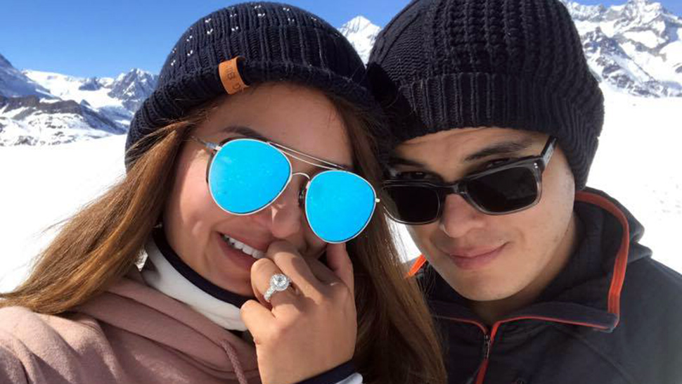 Sarah Lahbati And Richard Gutierrez Are Engaged!
