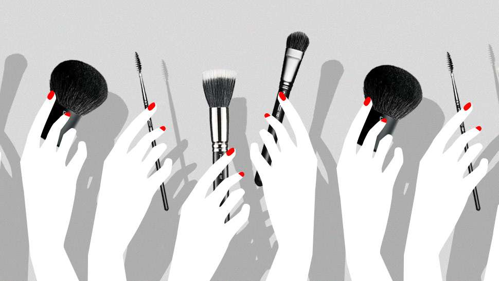 5 Reasons Why You Need Makeup Brushes In Your Life
