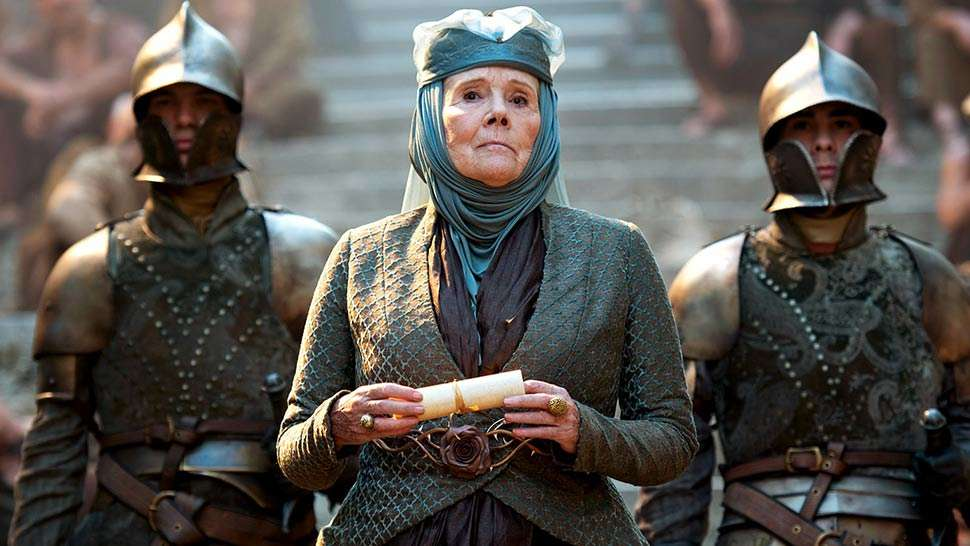 15 Times Olenna Tyrell Proved She's Game of Thrones' Queen of Shade