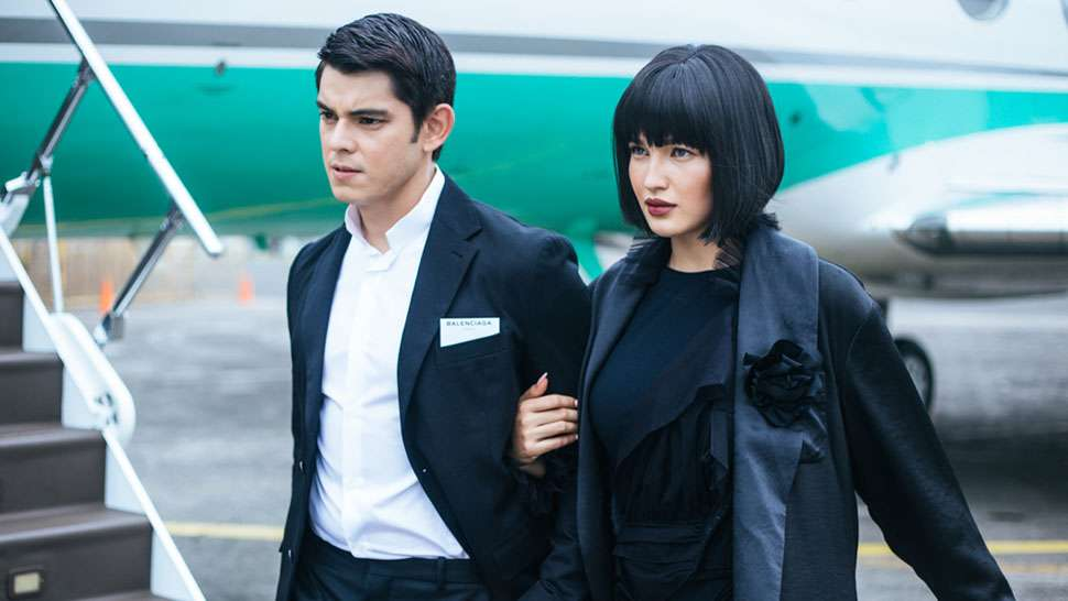 Richard Gutierrez and Sarah Lahbati Get Romantic for Their Cover Shoot