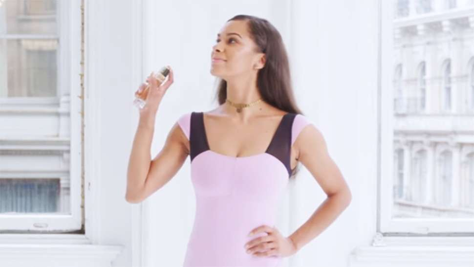 You Have To See This Ballerina's Interesting Beauty Routine