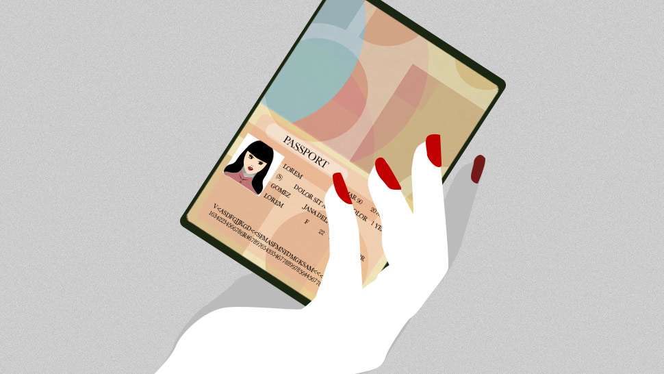 11 Tricks To Looking Good In Your Passport Photo