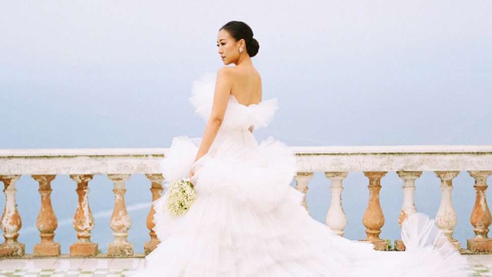 This Blogger's 3-Day, Multimillion-Dollar Wedding Will Wow You