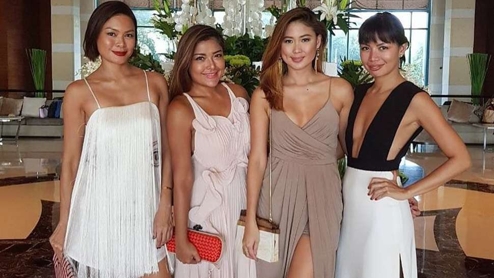 Here's What All the Stylish Guests Wore to Divine Lee's Wedding