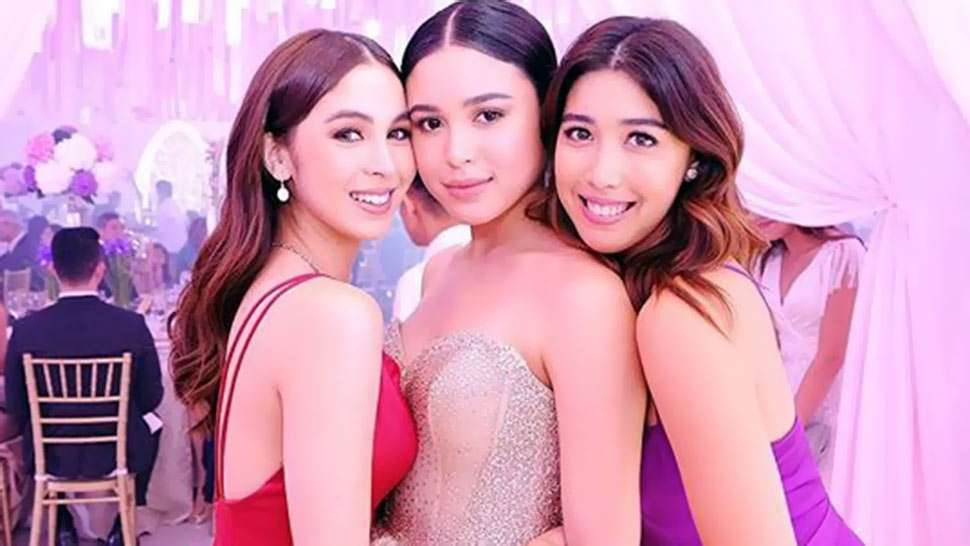 All the Stylish Celebs Who Partied at Claudia Barretto's 18th Birthday