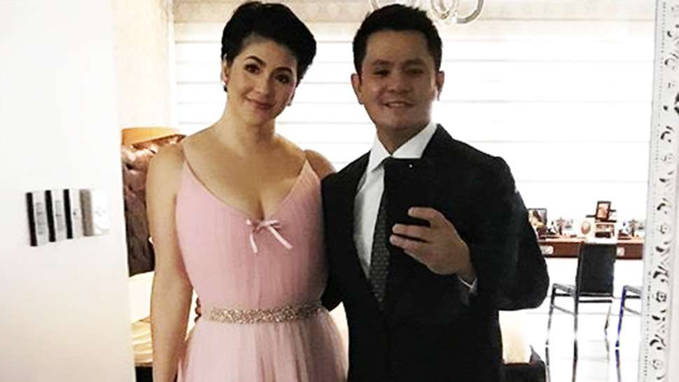 LOTD: Regine Velasquez Proves You Can Wear a Ballerina Dress to a Wedding