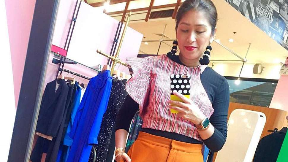 5 Times Michelle Lao's Mirror Selfie Ootds Gave Us Life