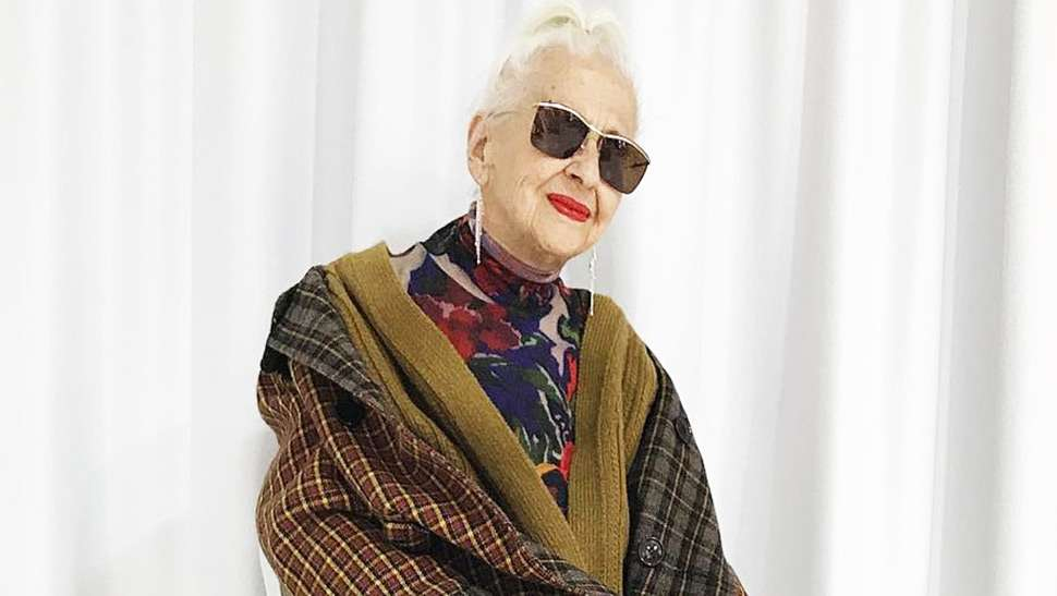 This Austrian Model Became Insta-Famous at 95 Years Old