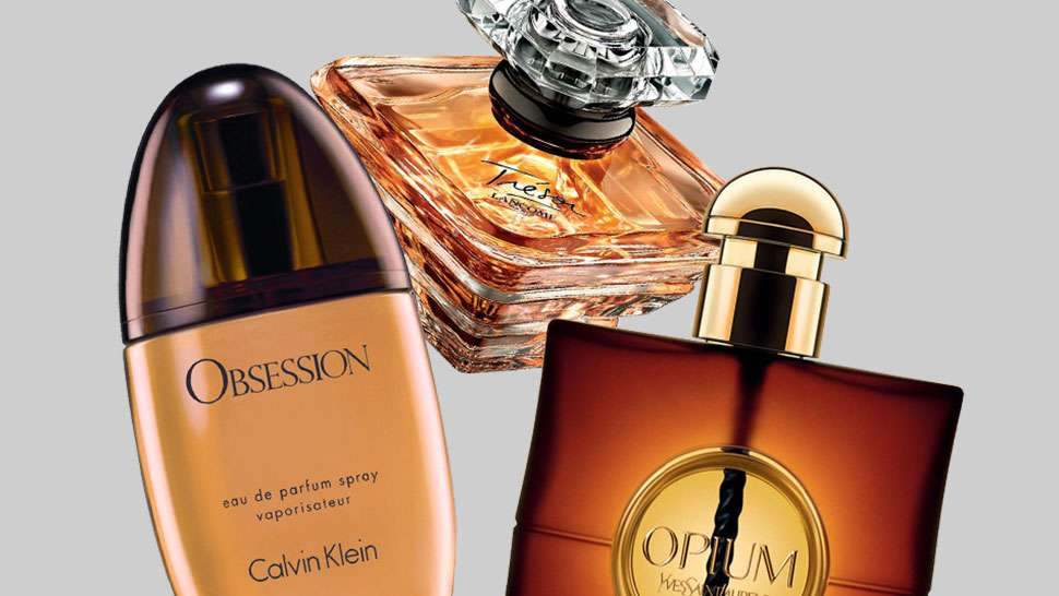 "These Were the ""It"" Perfumes the Year You Were Born"