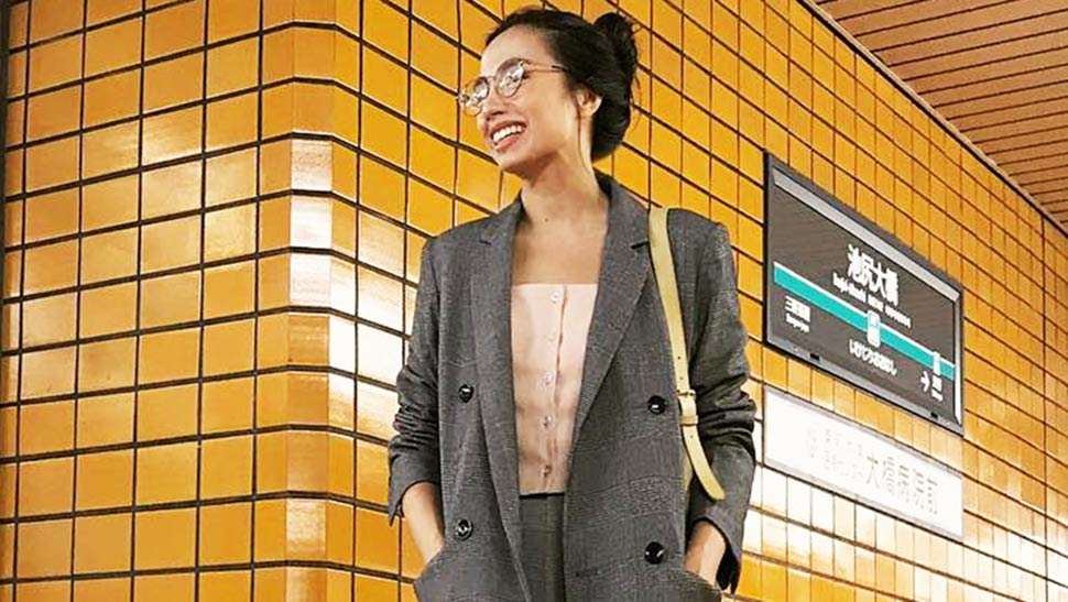 Lotd: How To Dress Down A Power Suit, According To Martine Cajucom