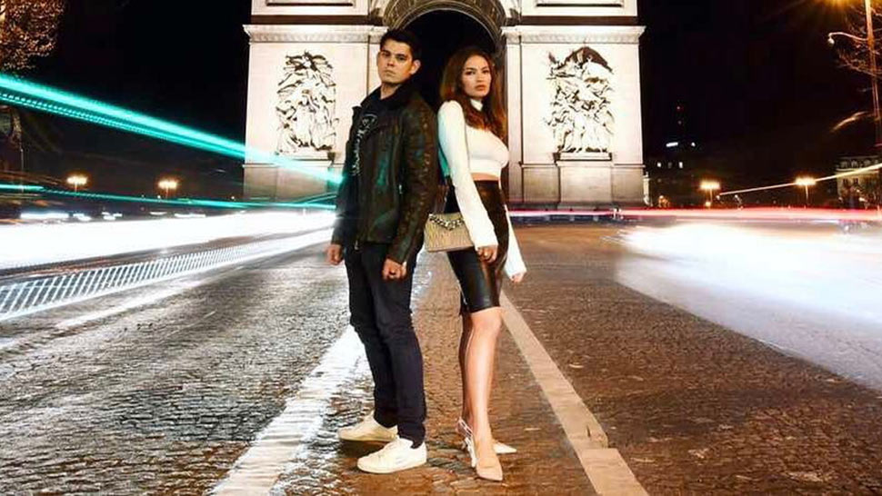 Check Out Richard Gutierrez And Sarah Lahbati's Cutest Travel Snaps