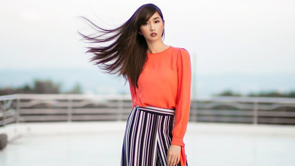You Have to See Alodia Gosiengfiao's Makeup Collab with NYX