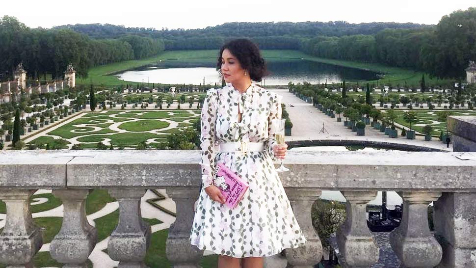 This Filipino Designer Talks About What Living In Paris Is Like