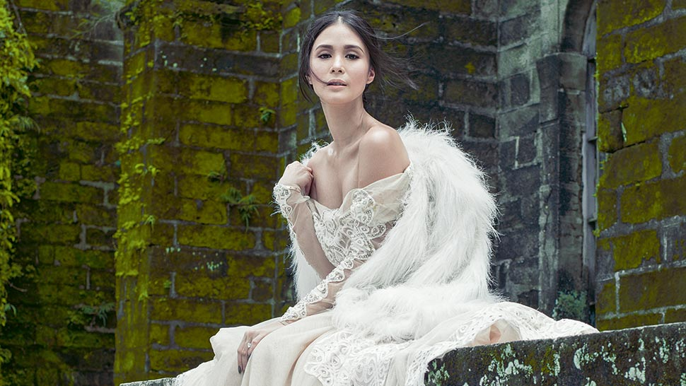 These Photos of Heart Evangelista Will Put You Under a Dark Spell
