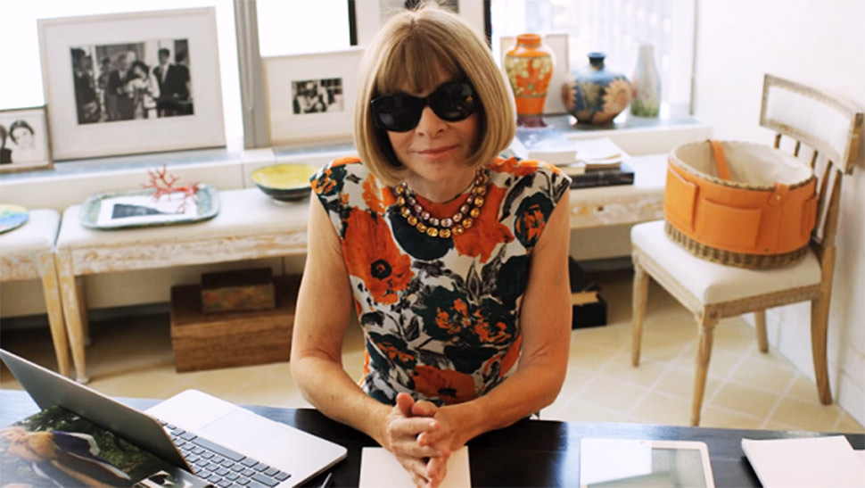 This Is the One Word Vogue Editors Want to Hear from Anna Wintour