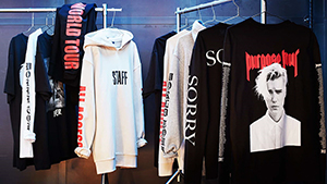 You Can Now Buy Justin Bieber's Tour Merch At H&m