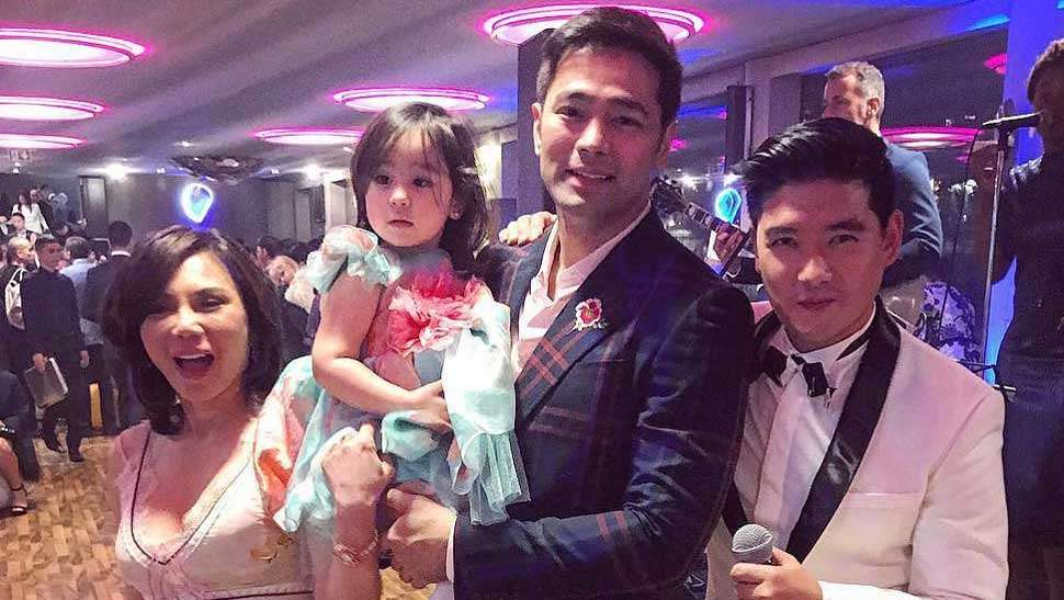 An Inside Look at Vicki Belo and Hayden Kho's Pre-Wedding Party