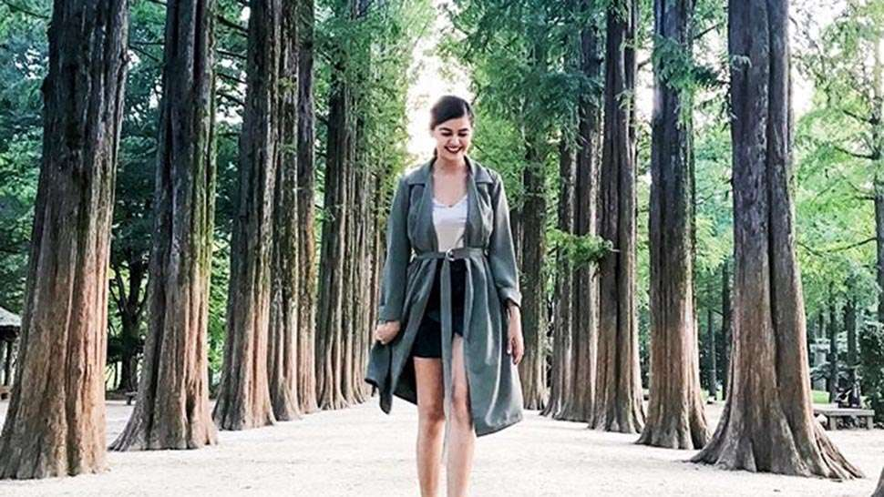 We Are Totally in Love with Janine Gutierrez's Recent Travel OOTDs