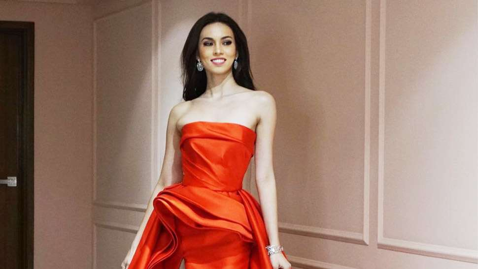 Laura Lehmann Is the New Miss World Philippines 2017