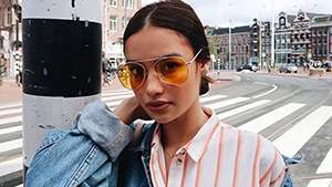 Lotd: This Look By Kelsey Merritt Is The Definition Of '70s Dream