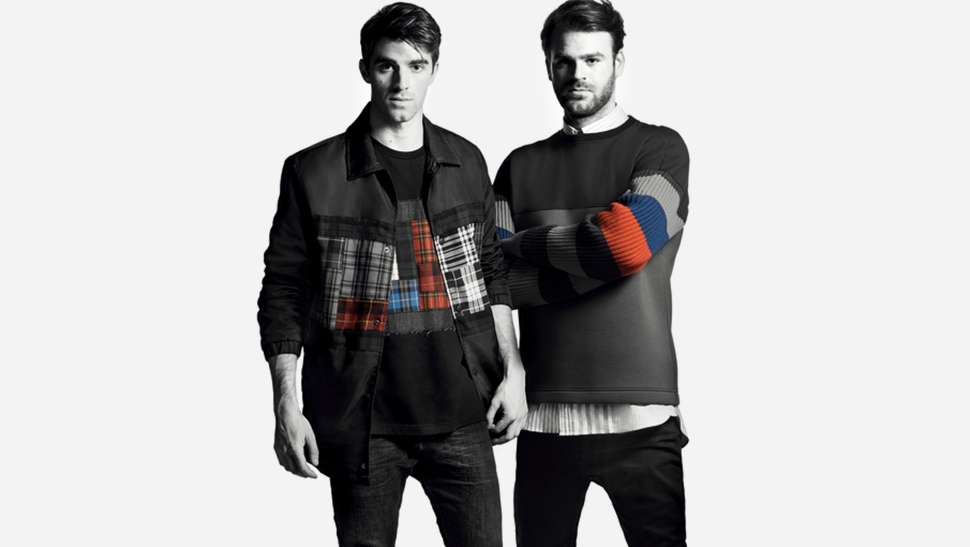 You'll Never Guess Who The Chainsmokers Is Collaborating With Next