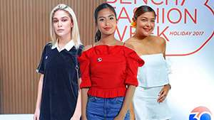 Lotd: Our 5 Favorite Looks From Bench Fashion Week Holiday 2017