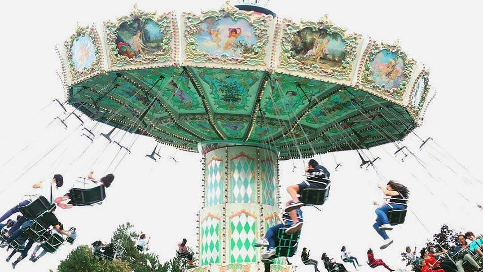 This Paris Amusement Park Is Getting A Louis Vuitton Makeover