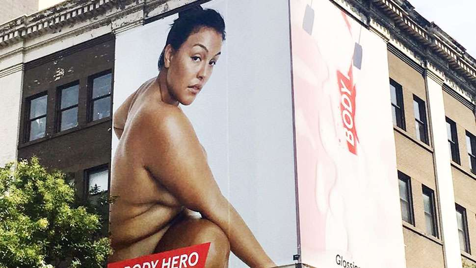 Glossier Celebrates Body Diversity With Its Latest Campaign