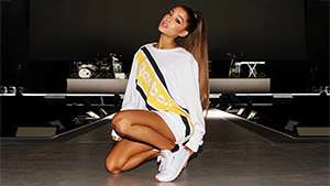 Ariana Grande Is Reebok's Newest Ambassador