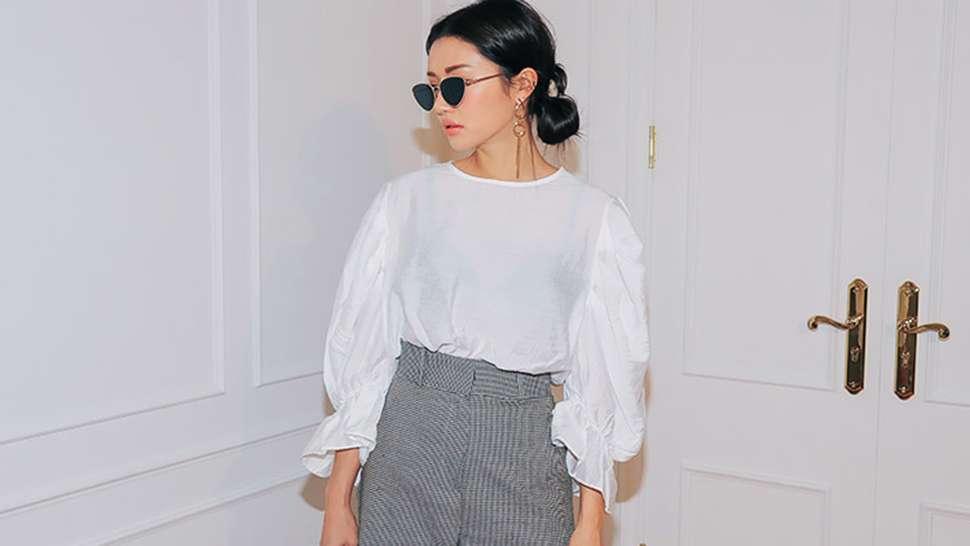The Basic Sleeve Shapes Every Stylish Girl Needs To Know